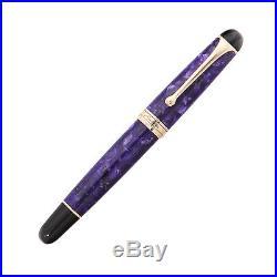 Aurora 88 Nebulosa Limited Edition Fine Point Fountain Pen-NEW AU-888VI-F