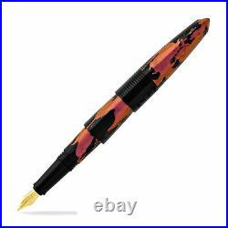 Benu Chameleon Fountain Pen Lovely Extra Fine Point NEW in box