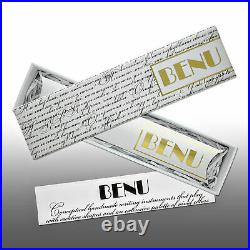 Benu Euphoria Fountain Pen in Jazz Fine Point NEW in Original Box