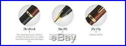 Brand NEW! Waterman Carene Amber Shimmer Fountain Pen, Fine Point (S0700860)