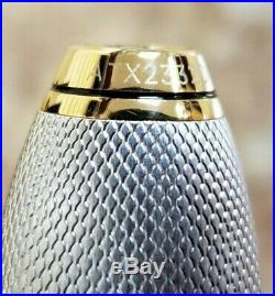 Cross Peerless 125 Medalist with 18K Gold Nib Fine Point Fountain Pen AT0706-2FD