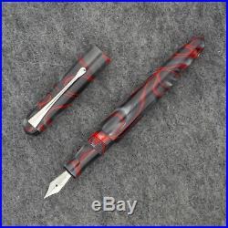 Edison Pearlette Fountain Pen in Quantum Extra-Fine Point NEW in box