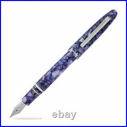 Esterbrook Estie Fountain Pen in Lilac Chrome Trim -Extra Fine Point NEW E416-EF