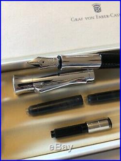 Graf von Faber-Castell Classic Fountain Pen Fine Point