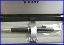 Japan Pilot Capless Decimo FCT-15SR-B Extra Fine Point 18K Nib Black