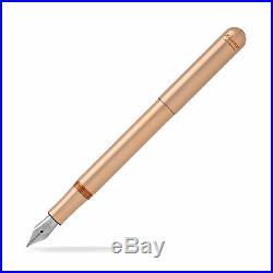 Kaweco Liliput Fountain Pen Copper Fine Point
