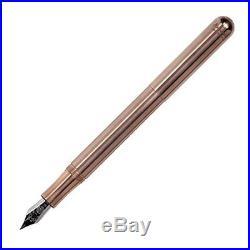 Kaweco Liliput Mini Copper Fine Point Fountain Pen