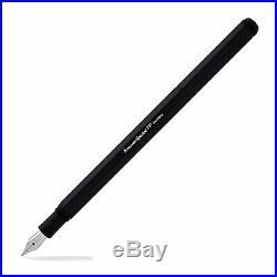 Kaweco Special Fountain Pen Matte Black Fine Point 10000529 New In Box
