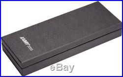 Lamy 2000 New Stainless Steel Extra Fine Point Fountain Pen L02-EF
