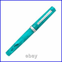 Leonardo Messenger Fountain Pen in Water Blue Limited Edition Extra Fine Point