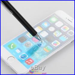 Metal Fine Point Thin Round Thin Tip Capacitive Stylus Pen for iMac iPad iPhone