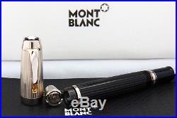 Montblanc Boheme Doue Ligne FINE (F) Point Fountain Pen NEW UN-Inked