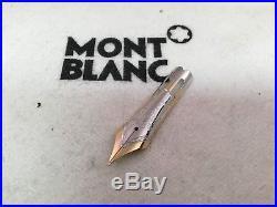 Montblanc LeGrand Fountain Pen 14k Fine Point Nib Unit 146