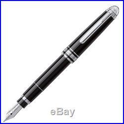 Montblanc Meisterstuck Diamond 114 Mozart Fountain Pen Extra Fine Point 108751