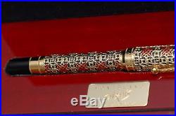 Montblanc Semiramis Fountain Pen Mint # 2459/4810 (fine Point), Complete, Rare