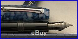 Montegrappa Fountain Pen Fine Point Nib Excellent Condition