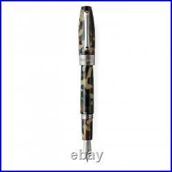 Montegrappa Pen Fortuna Camoflage Fountain Pen Fine Point ISFOR2CA