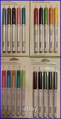 NEW Cricut Infusible Markers, Gel & Extra Fine Point PensMultiple Colors
