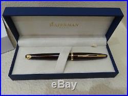 NEW Waterman Carene Amber Shimmer Fountain Pen, Fine Point (S0700860)