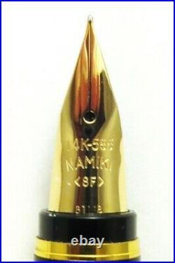 Namiki Fountain Pen, 14 Kt Namiki nib, in Fine Point - in Box