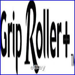 New Bic Grip Stick Roller Ball Pen Micro Fine Point 0.5 Mm Black 12 Pens Ofiice