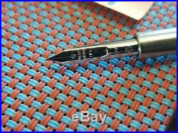 New PILOT Sesenta DECIMO Vanishing Point Capless Fountain Pen Limited 400 FINE