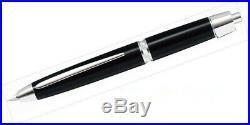 PILOT Capless LS Vanishing Point Fountain Pen Luxury Black FCLS-35SR from JAPAN