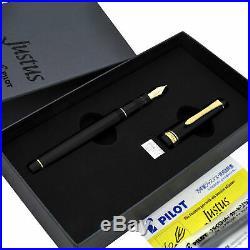 PILOT NAMIKI Justus 95 Adjustable Nib 14K Gold Nib Fountain Pen Barley