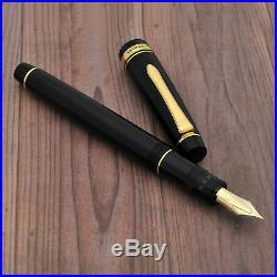 PILOT NAMIKI Justus 95 Adjustable Nib 14K Gold Nib Fountain Pen Stripe