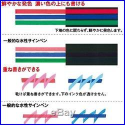 Paint Marker Pen Fine Point Set Of 29 Colour Kit Art By Uni Posca Non Toxic