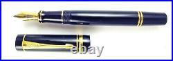 Parker Duofold Centennial Fountain Pen, 18 Kt nib, in Fine Point - in Box
