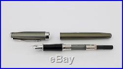 Parker Sonnet Verdigris Fountain Pen 18k Gold X Fine Point New In Box