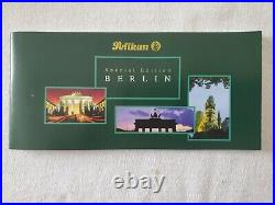 Pelikan Fountain Pen Berlin / City Series Fine Point / New in Box