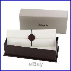 Pelikan Souveran 600 Black GT Fine Point Fountain Pen 980128