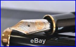 Pelikan Souveran M1000 Black Fine Point Fountain Pen
