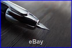 Pilot Capless Fountain Pen Vanishing Point Fine 18k gold nib