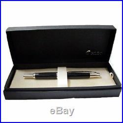 Pilot FCT-15SR-B-EF Black Capless Decimo Fountain Pen (Point TypeExtra Fine)