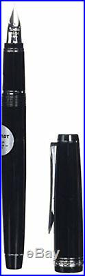 Pilot FE-18SR-B-SF Black Elabo Fountain Pen Point TypeSoft Fine F/S withTracking#