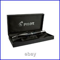Pilot Fountain Pen Vanishing Point Carbonesque