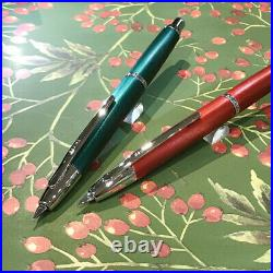 Pilot NAMIKI Capless Decimo Vanishing Point Limited Colors vol. 4 from Japan