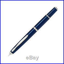 Pilot NAMIKI FERMO F (Fine) Nib Vanishing Point Capless DL fountain pen
