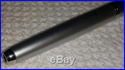 Pilot NAMIKI FERMO SILVER 18K F (Fine) Nib Vanishing Point Capless fountain pen