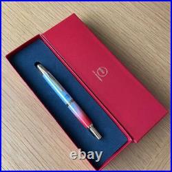 Pilot Namiki Fountain Pen Vanishing Point Nipponia Nib Gold 18K Medium-Fine