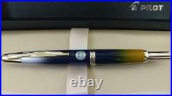 Pilot Namiki Fountain Pen Vanishing Point White Moon Nib 18K Medium-Fine