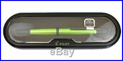 Pilot Namiki Vanishing Point Fountain Pen, Metallic Valley Green, 18k X-Fine Nib