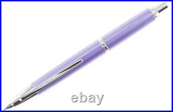 Pilot Vanishing Point Decimo Collection Fountain Pen Purple 18K Extra Fine EF