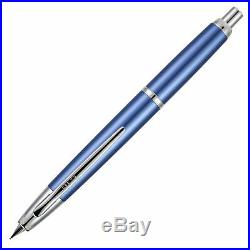 Pilot Vanishing Point Decimo Fountain Pen Light Blue- 18K Extra Fine Point Nib