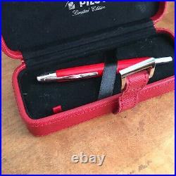 Pilot Vanishing Point Extra Fine Limited Edition Red 2009 Fountain Pen