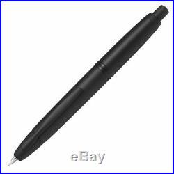 Pilot Vanishing Point Fountain Pen 0.3mm Fine Nib Matte Black