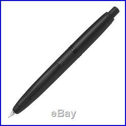 Pilot Vanishing Point Fountain Pen, Matte Black, 18k Extra Fine Nib